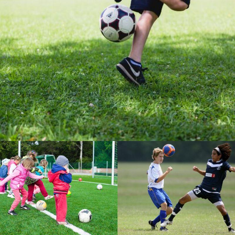 Football Training Starts January