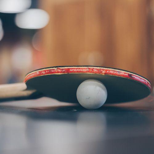 Table Tennis Training Starts January