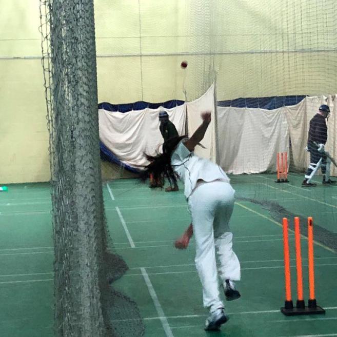 Cricket Training Starts January
