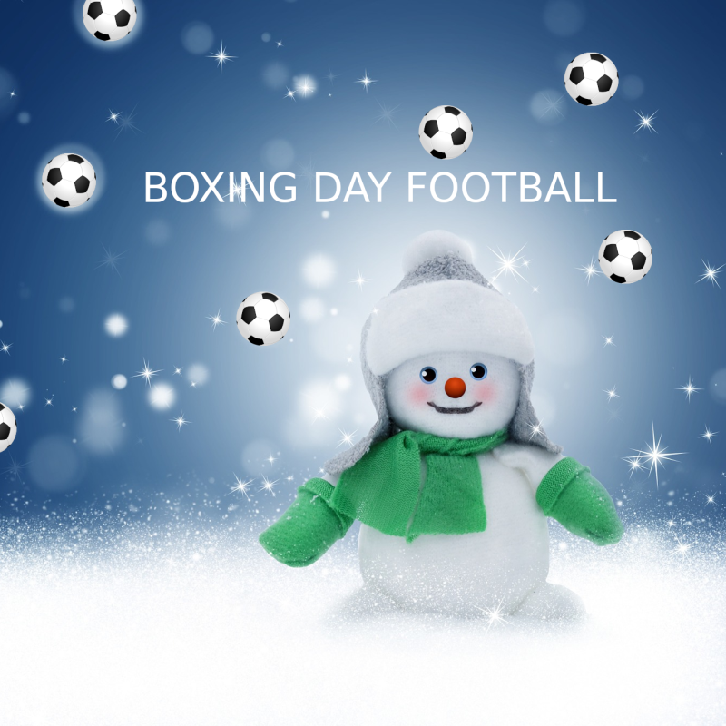 Boxing Day Football 2019