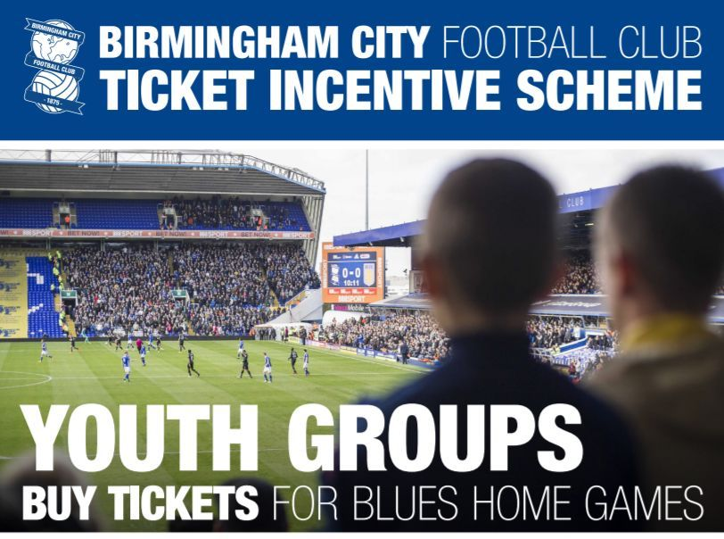 Birmingham City Football Incentive Scheme