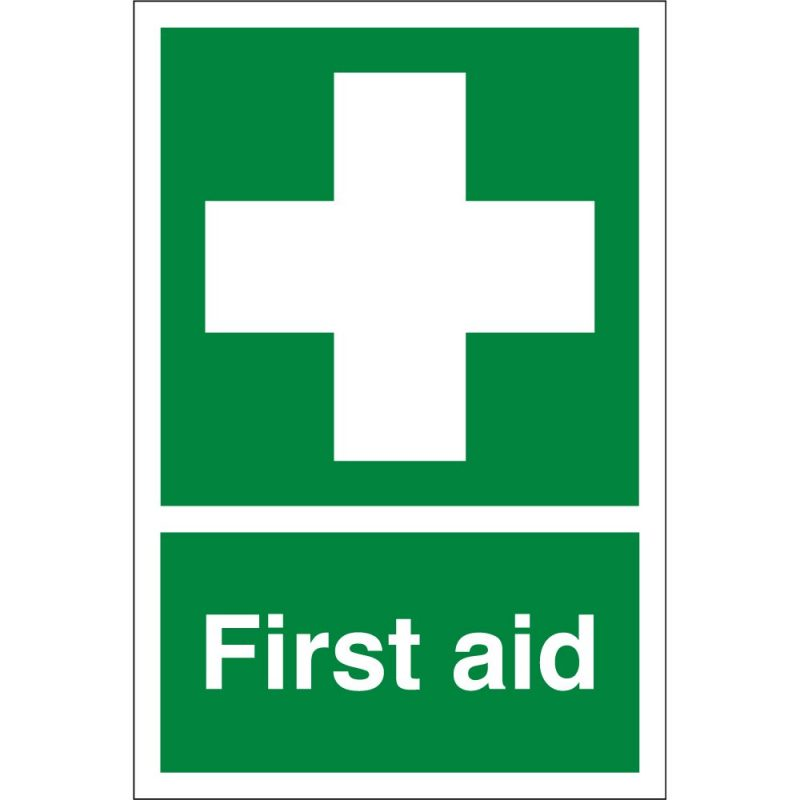 Be Prepared – First Aid
