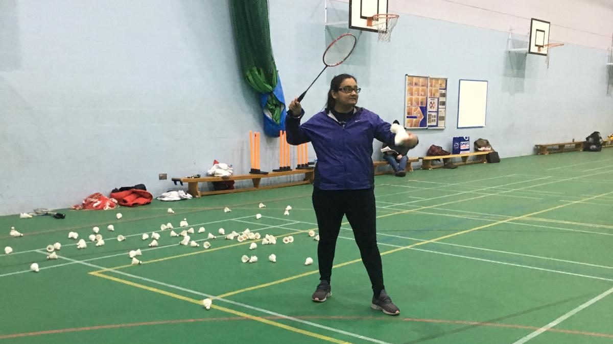 Badminton Restarts on Friday 6th September