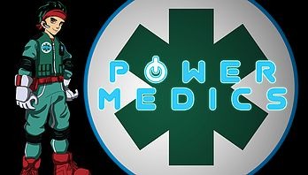 POWER MEDICS Finds New Home at Walmley CSC!