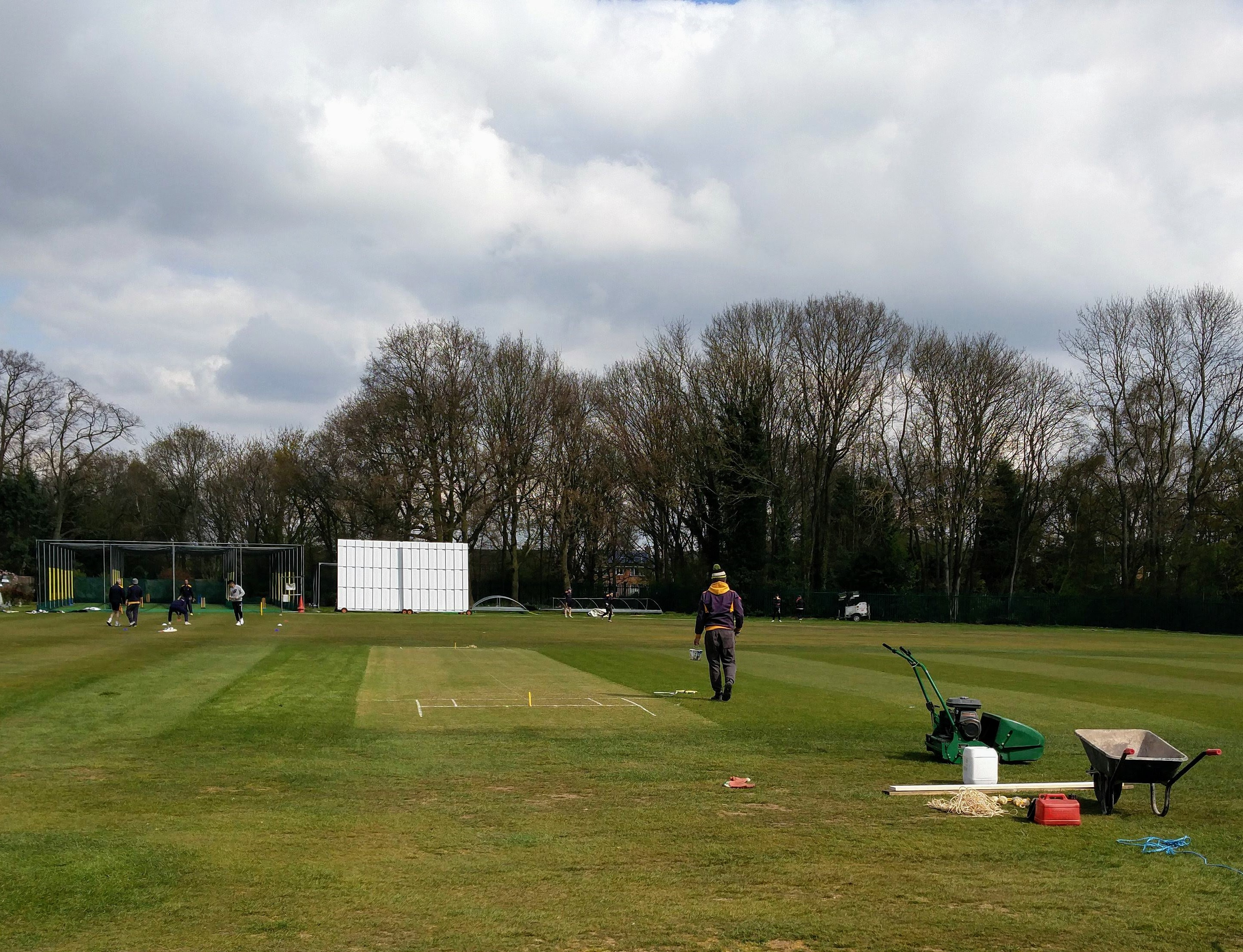 Match Report: Saturday 1sts vs Leamington 1sts