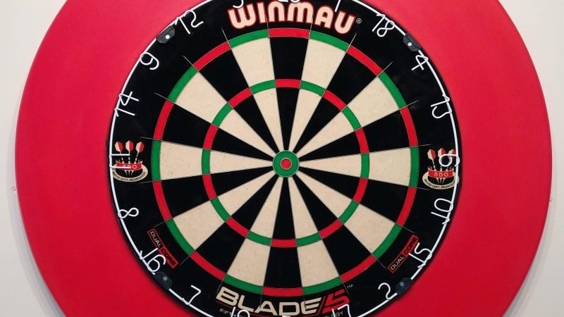 Darts: Close Match leads to Walmley Win