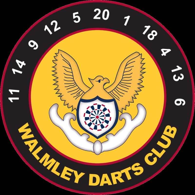 Successful First Season for Walmley Darts Team
