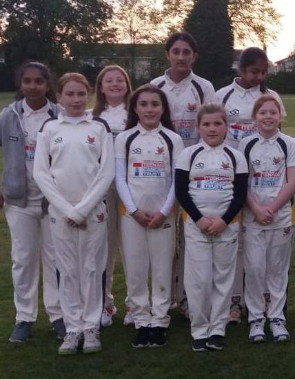 Match Report: U13 Girls win first match of the season