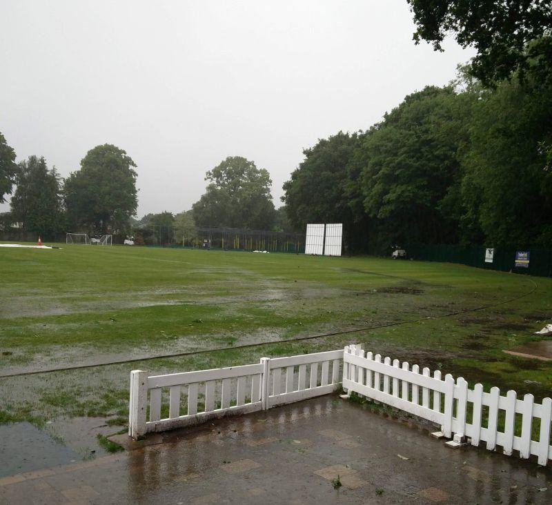 Cricket Training Off Thursday 13th June