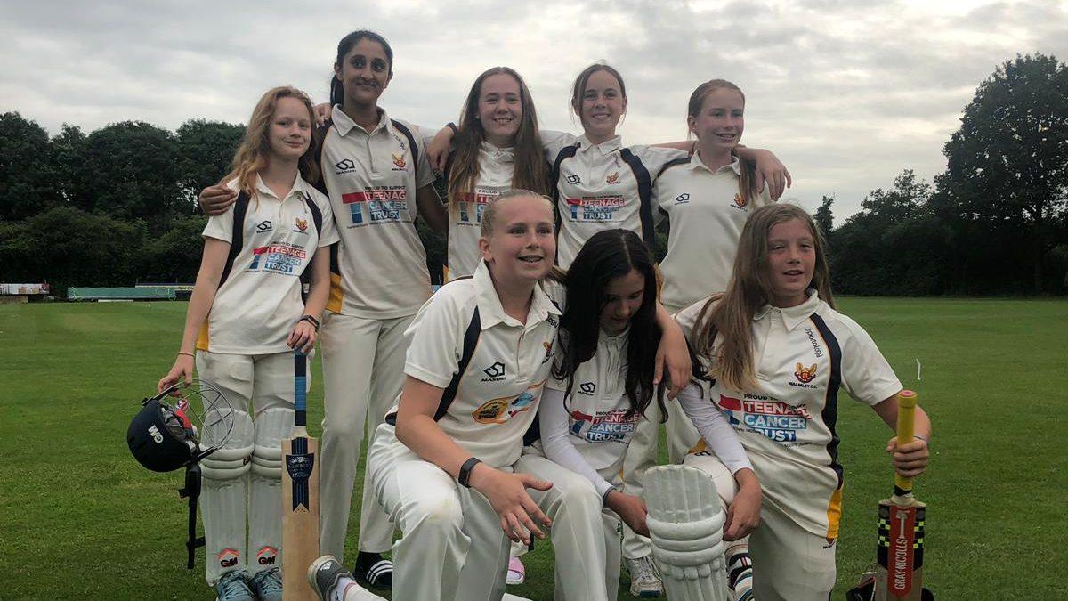 Intelligent Batting Clinches Victory for U13 Girls