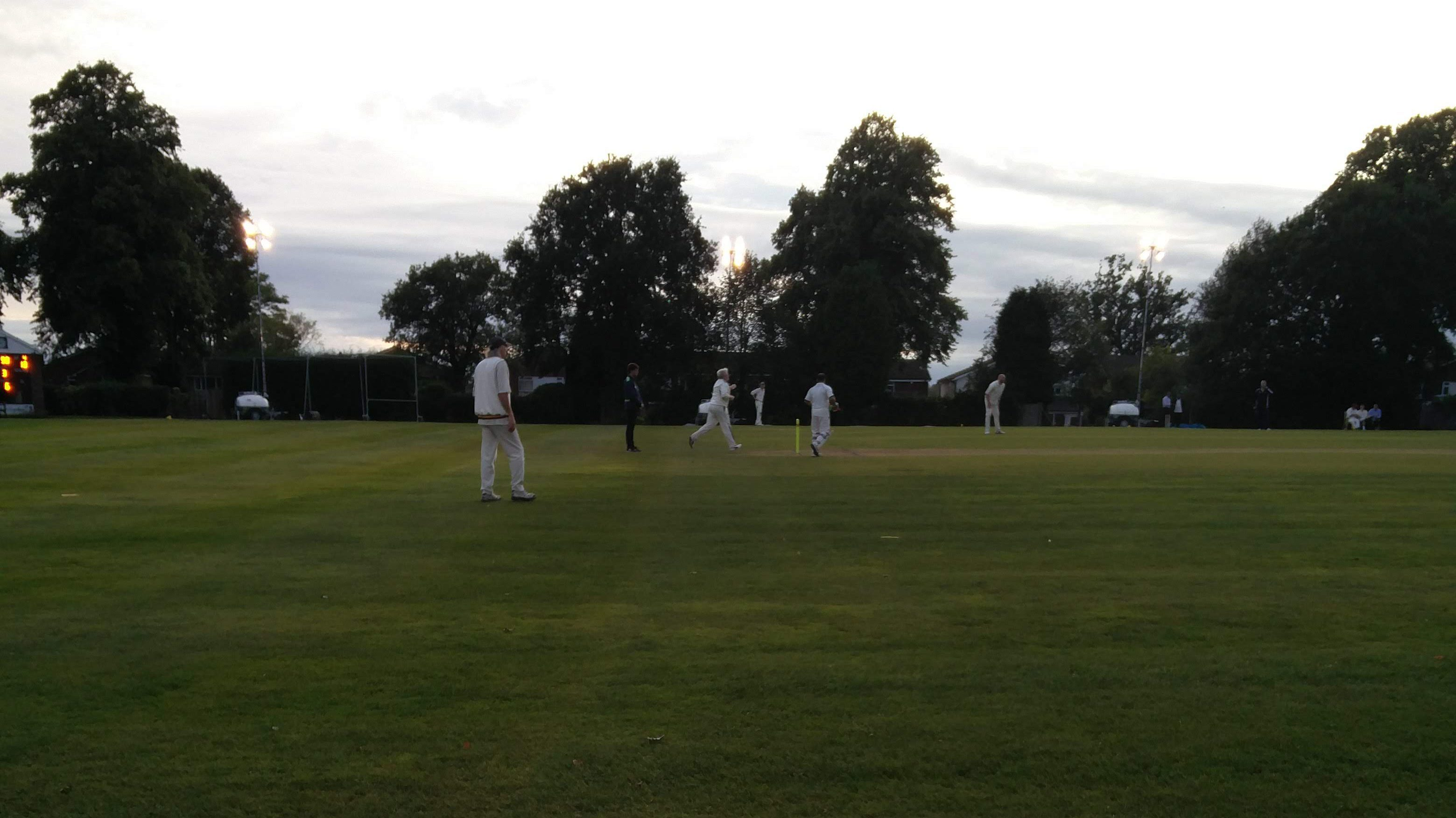 Floodlit Festival: Thursday Night Results