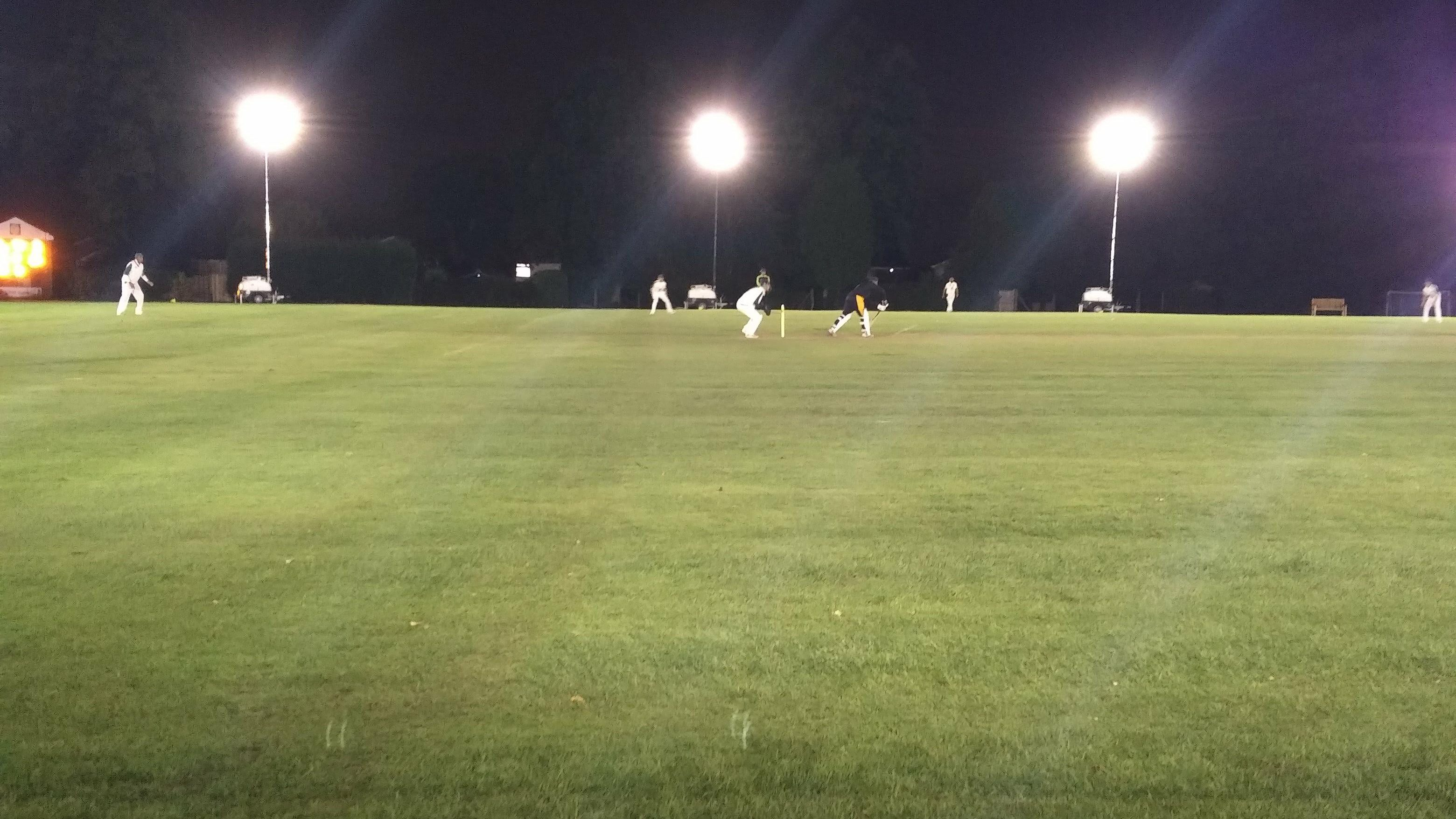 Floodlit Festival: Wednesday's Results