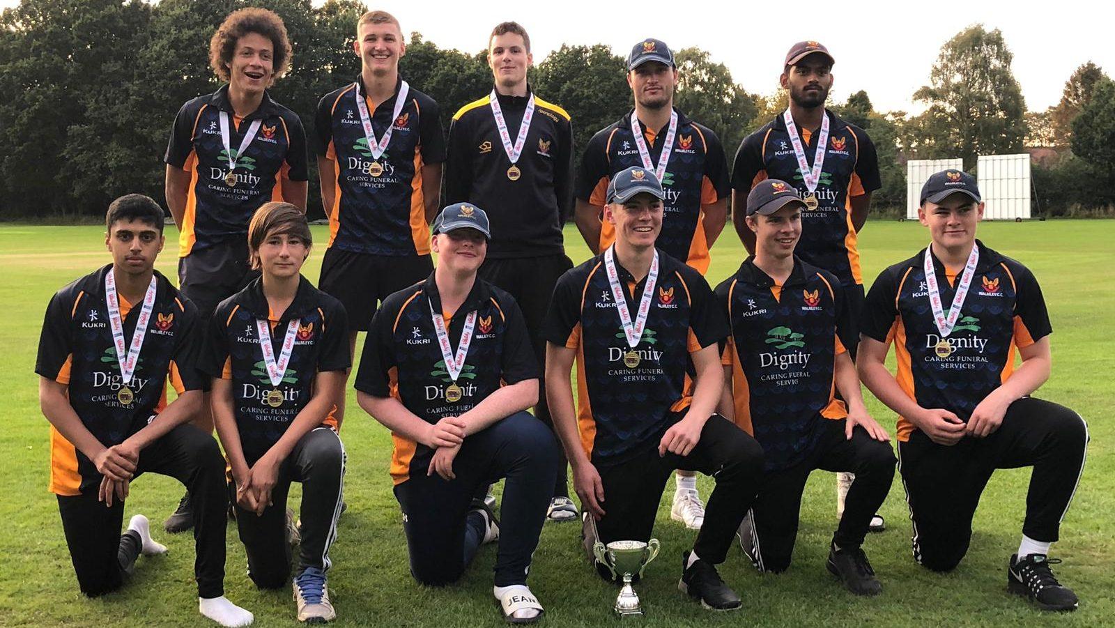 U19s Cup for Walmley