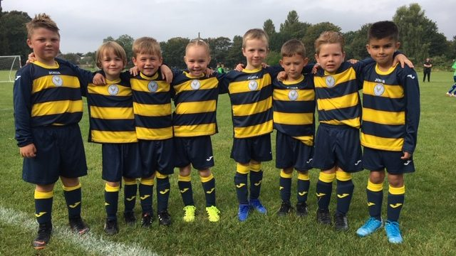 Colron Yellows play Phoenix Rangers in Last Minute Thriller