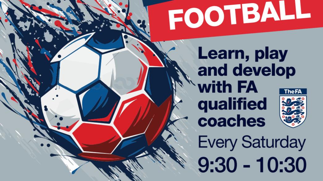 Football School Starts Soon!