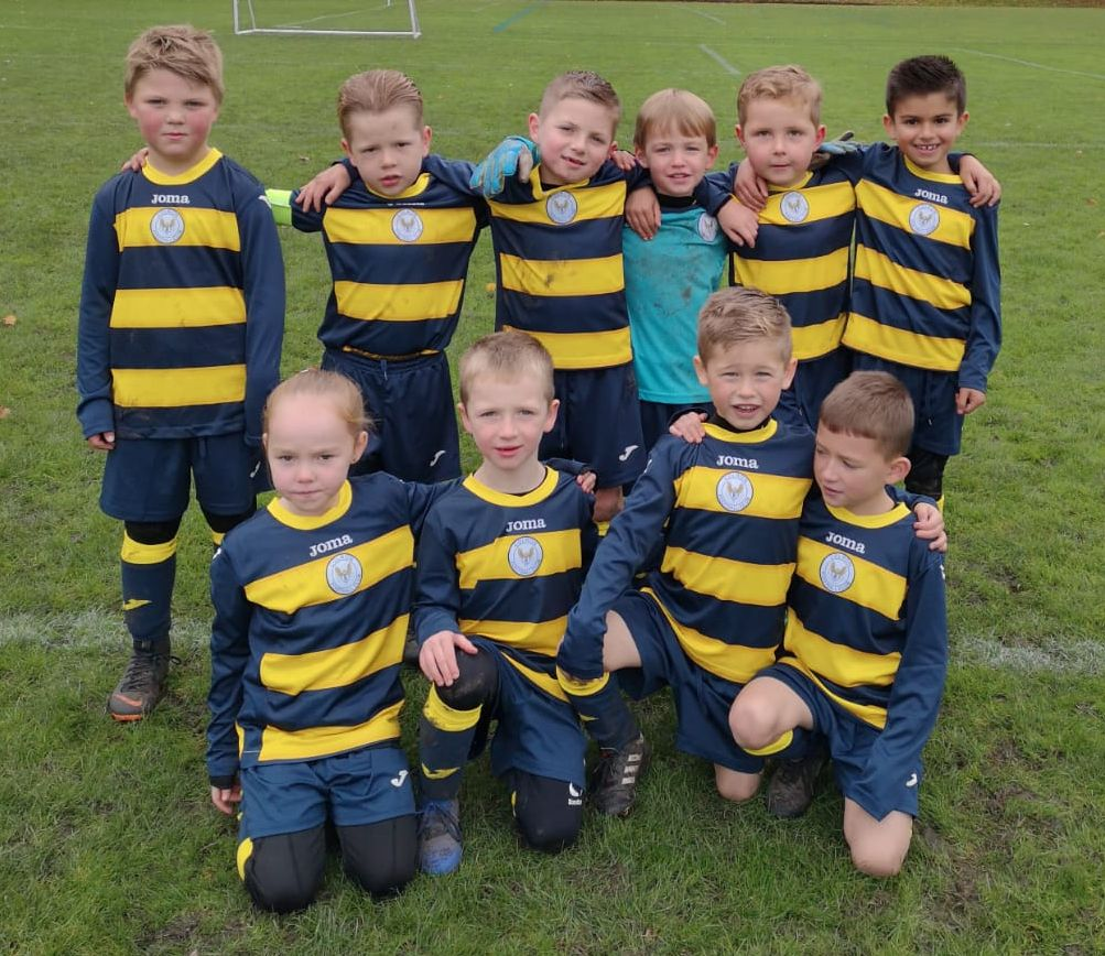 Cup Fever Hits Colron Yellows