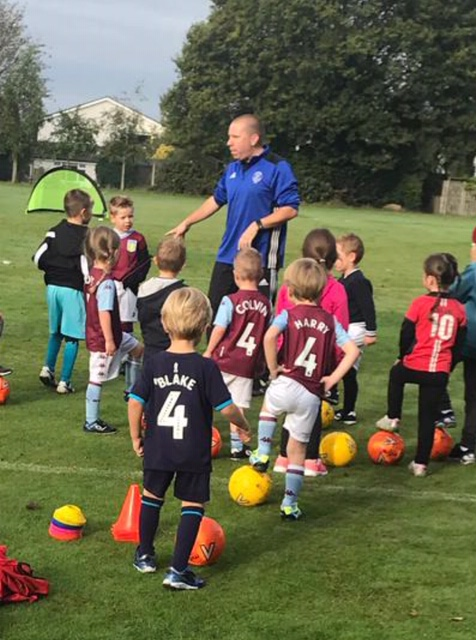 CANCELLED Saturday Football School for Reception & Year 1