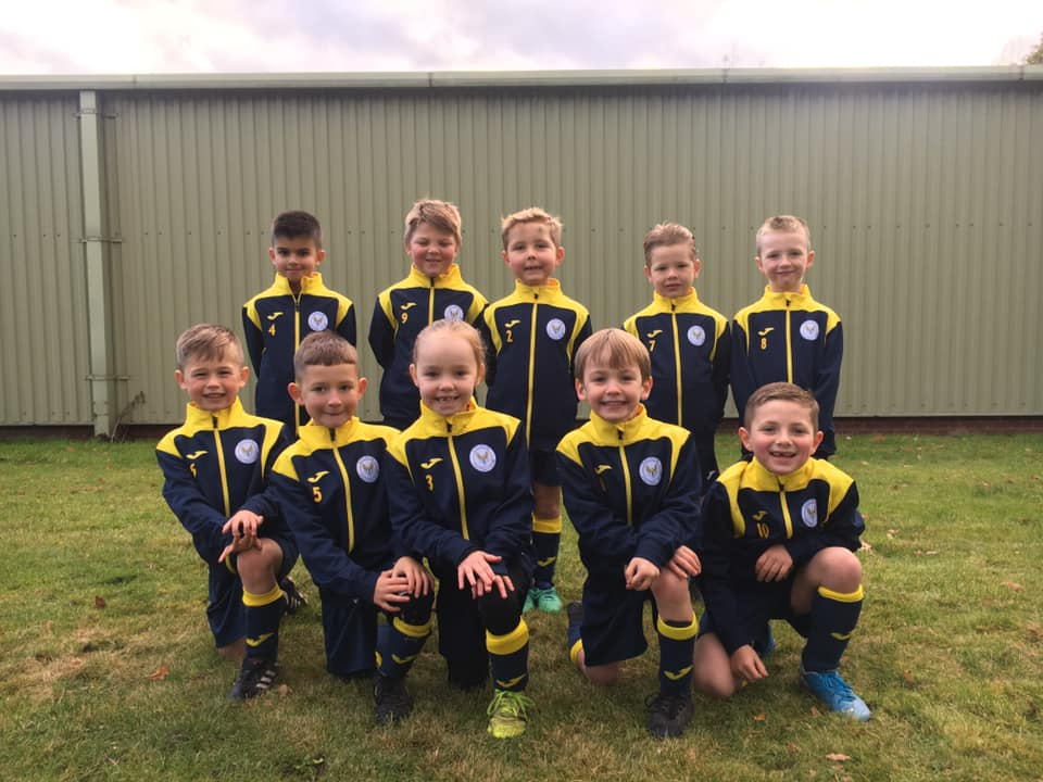 Great Team Performance by Colron Yellows