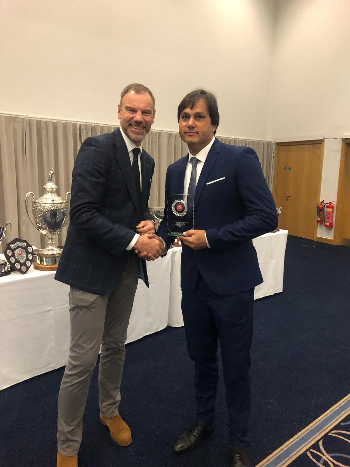 Warwickshire Cricket Premier Division Player of the Year