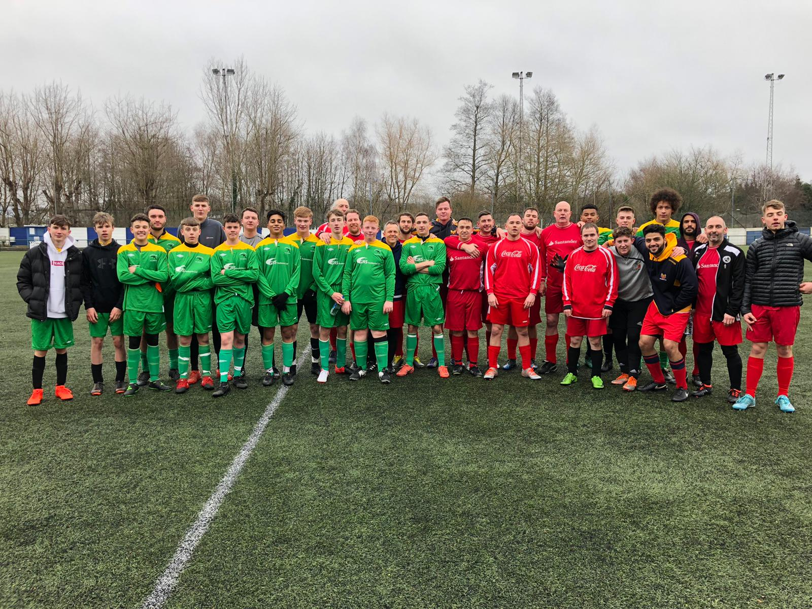 Boxing Day Football Match Report 2019