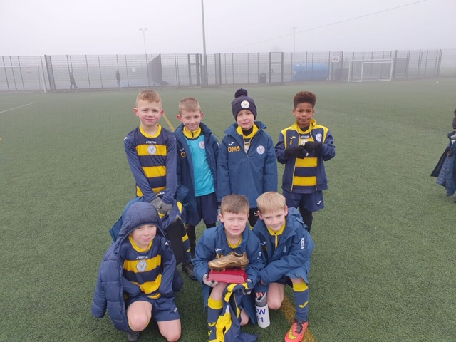 Through the Fog there was hope… (Colron Blues Match 1)