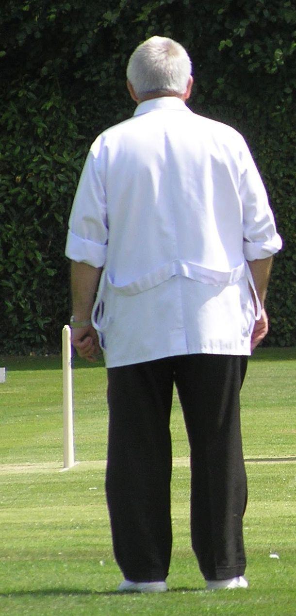 Cricket: Considering Umpiring?