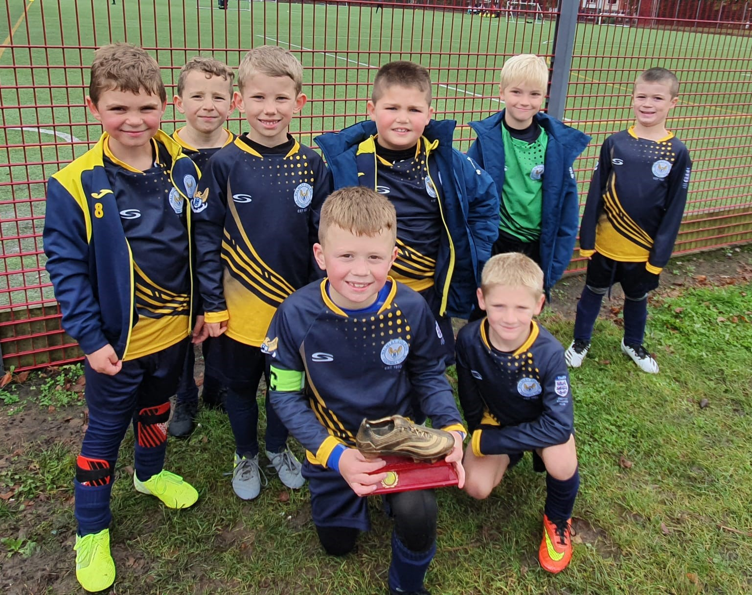 Unlucky Game for Colron Blues vs Walsall Wood Pumas