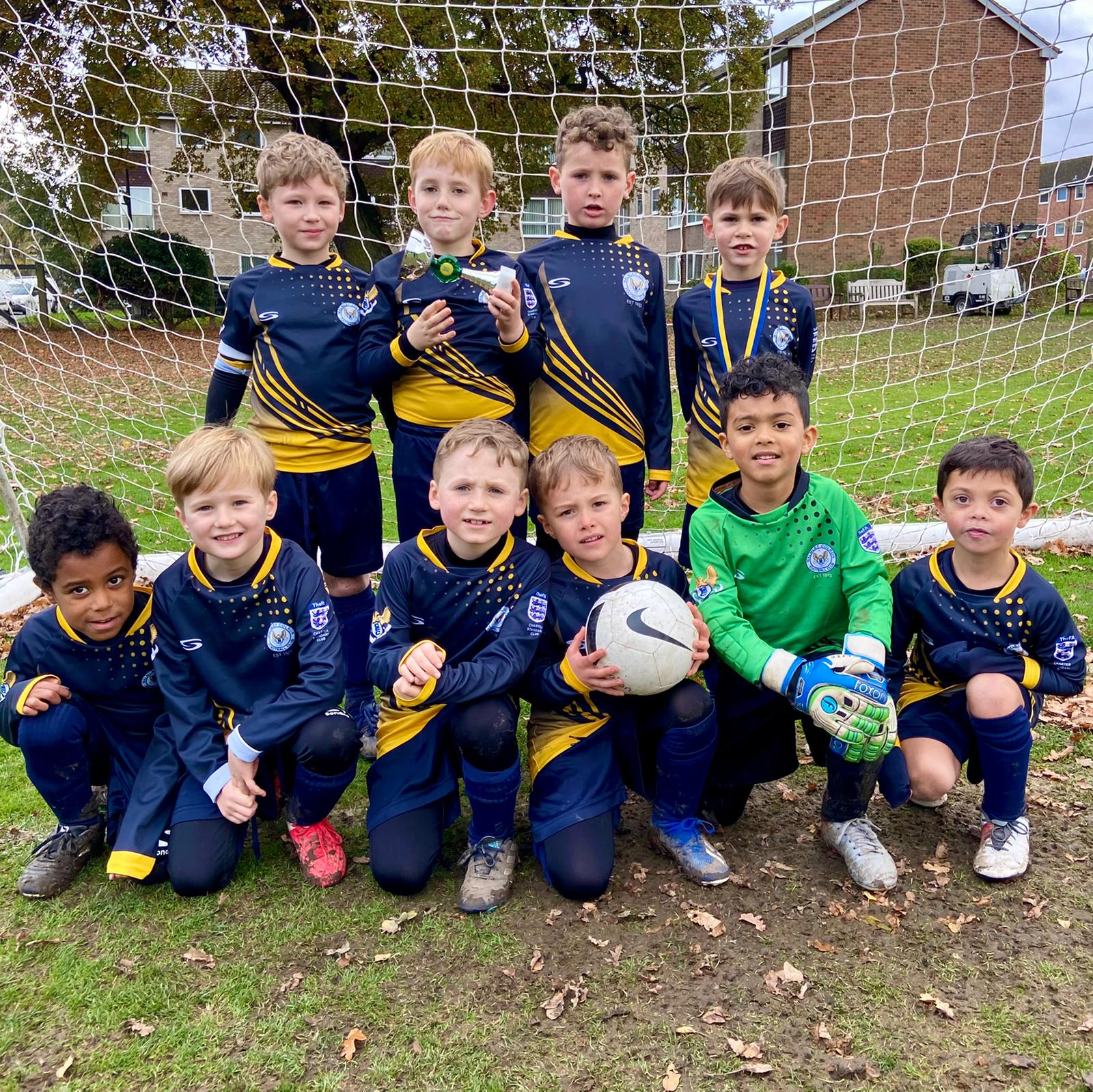 Competitive End-to-End Game For Colron U7s