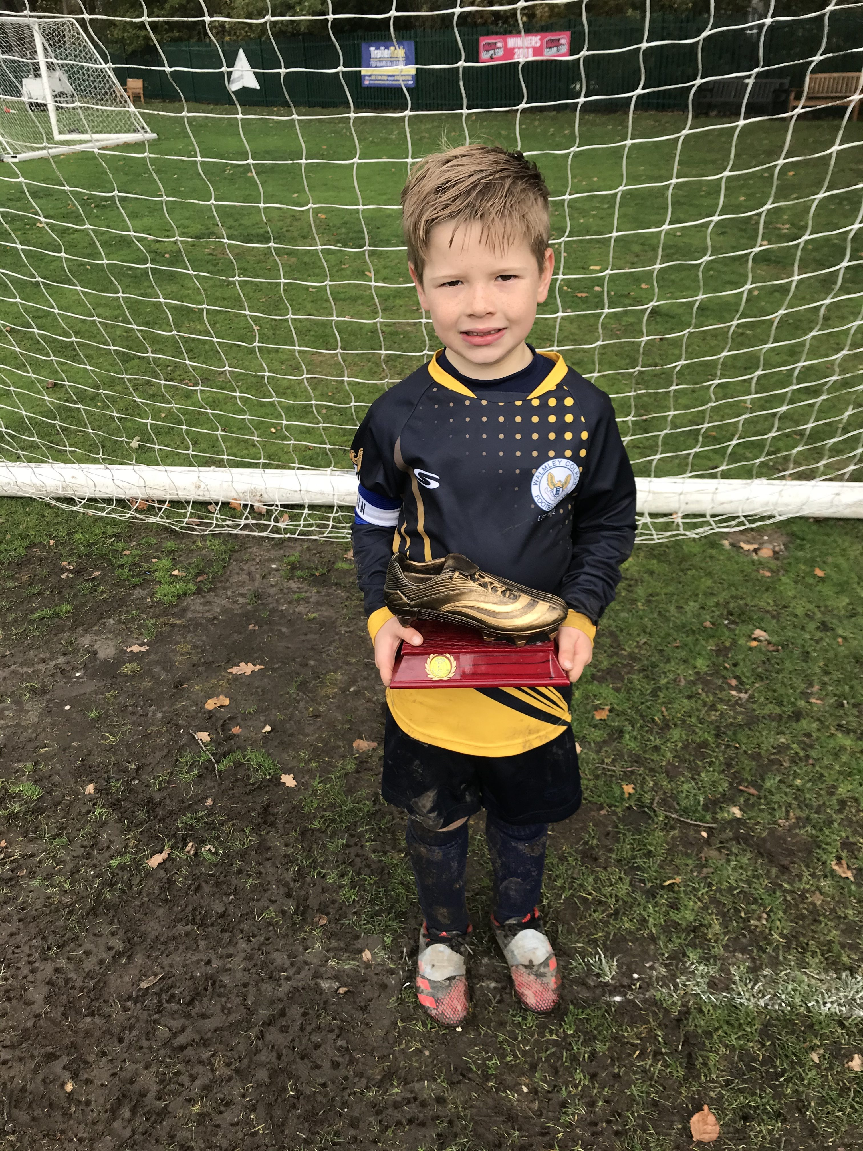 Local Derby for U8 Yellows verses Sutton Town