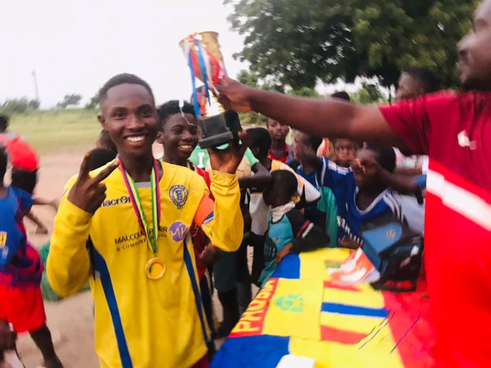 Champions Soccer Academy Ends Year with Tournament Win