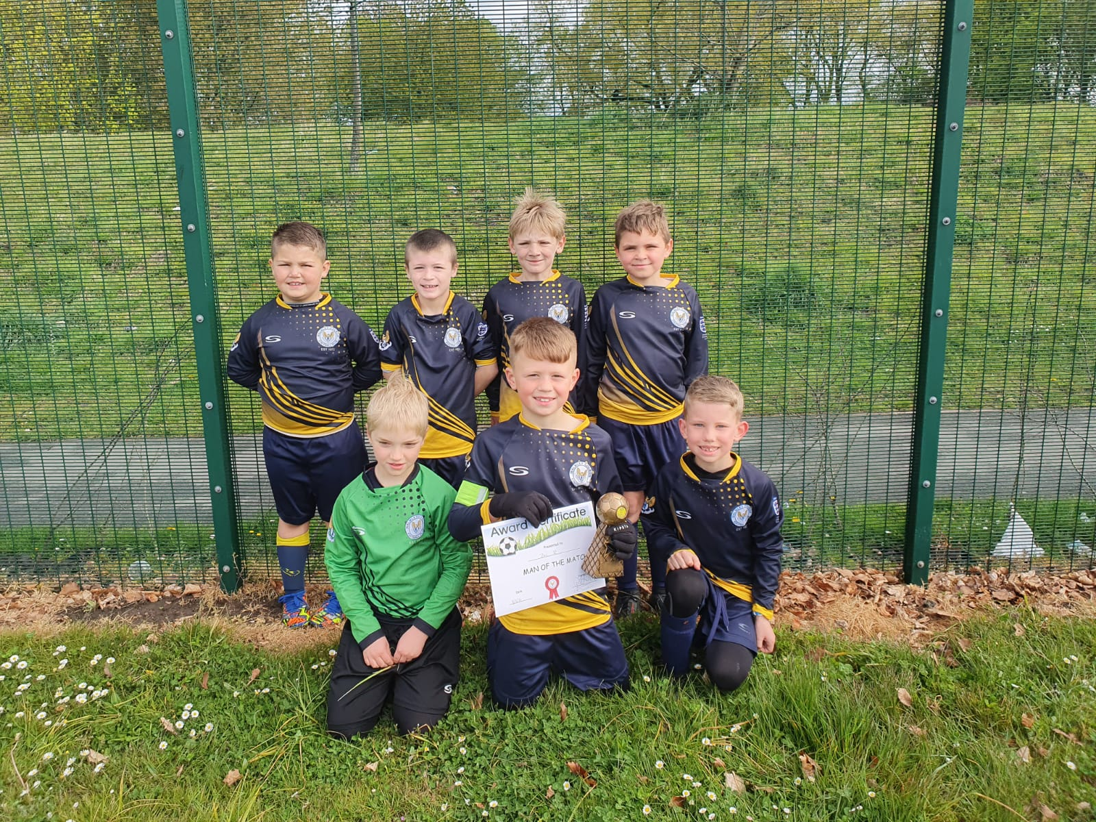 Walmley Colron Blues draw versus Holy Name